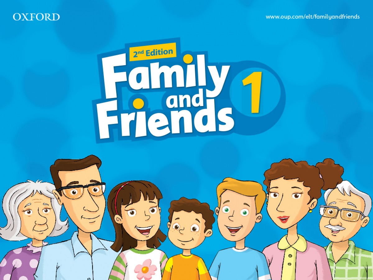Family & Friends 1