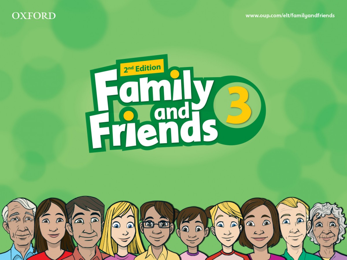 Family & Friends 3