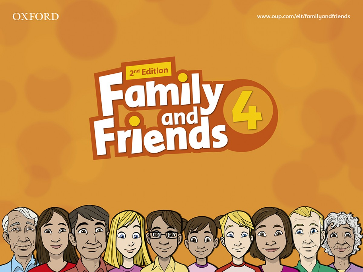 Family & Friends 4
